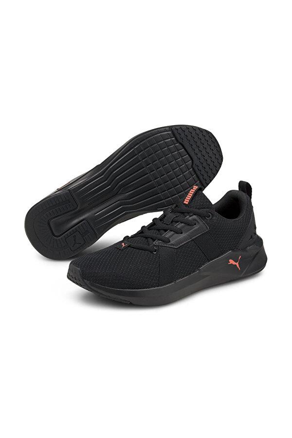 Puma CHROMA WN S  BLACK-GE Siyah Kadın Koşu Ayakkabısı