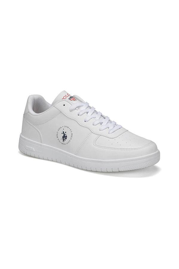 U.S. Polo Assn. U.S Polo Assn. DIMLER 9PR Beyaz Erkek Sneaker
