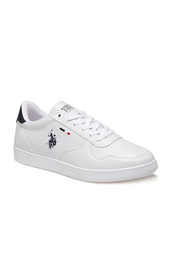 U.S. Polo Assn. U.S Polo Assn. THUNDER Beyaz Erkek Sneaker