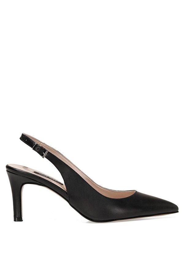 Nine West HALBEY 1FX Siyah Kadın Gova Ayakkabı
