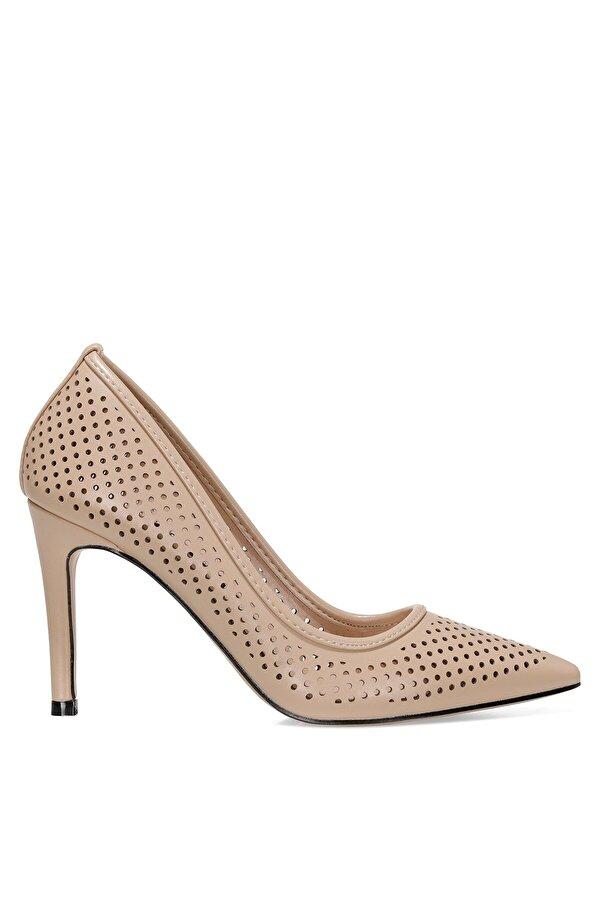 Nine West JERRIKA 1FX Naturel Kadın Topuklu Ayakkabı