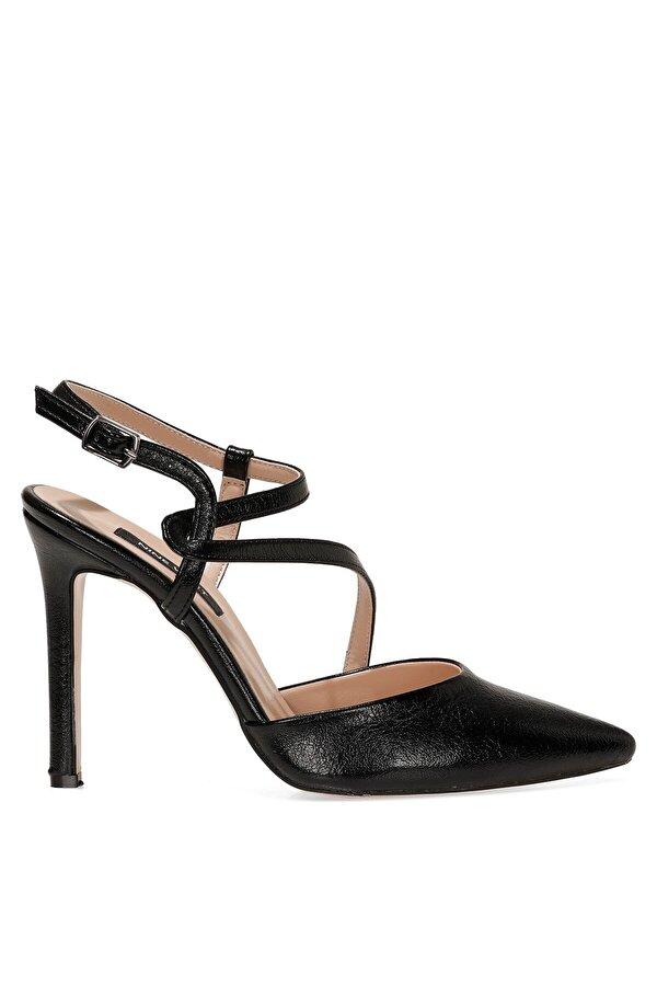 Nine West TUMLA 1FX Siyah Kadın Gova Ayakkabı