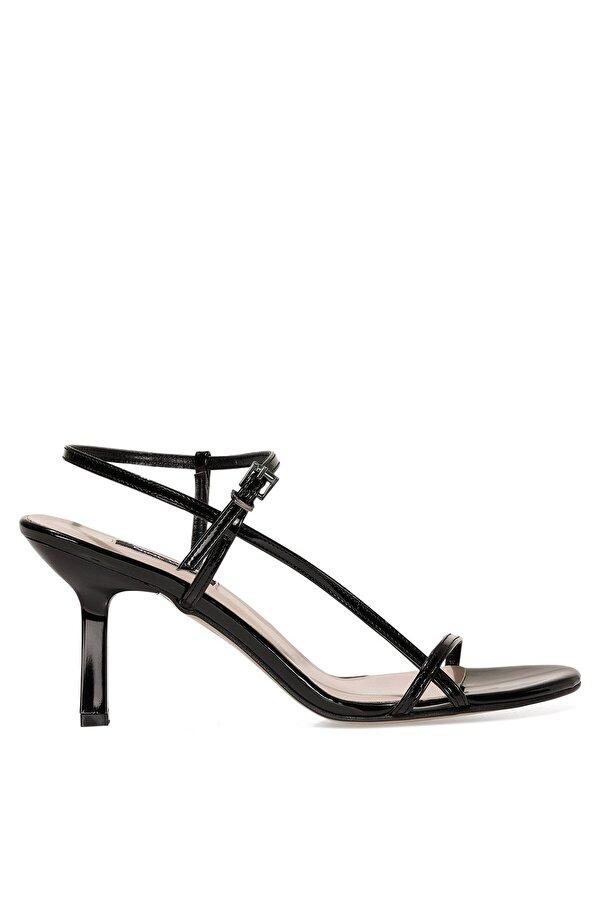 Nine West REBELL 1FX Siyah Kadın Topuklu Sandalet