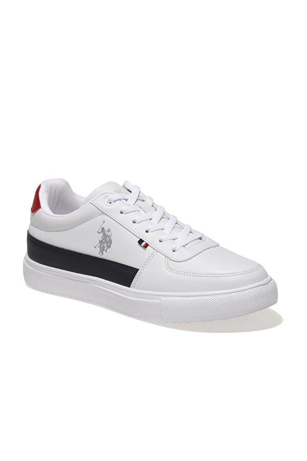 U.S. Polo Assn. U.S Polo Assn. NEDVED Beyaz Erkek Sneaker