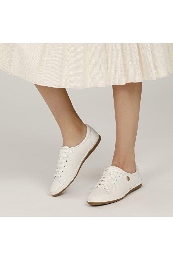 U.S. Polo Assn. U.S Polo Assn. JOJO 1FX Beyaz Kadın Sneaker