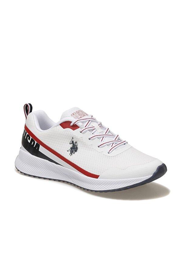 U.S. Polo Assn. U.S Polo Assn. STATION Beyaz Erkek Sneaker