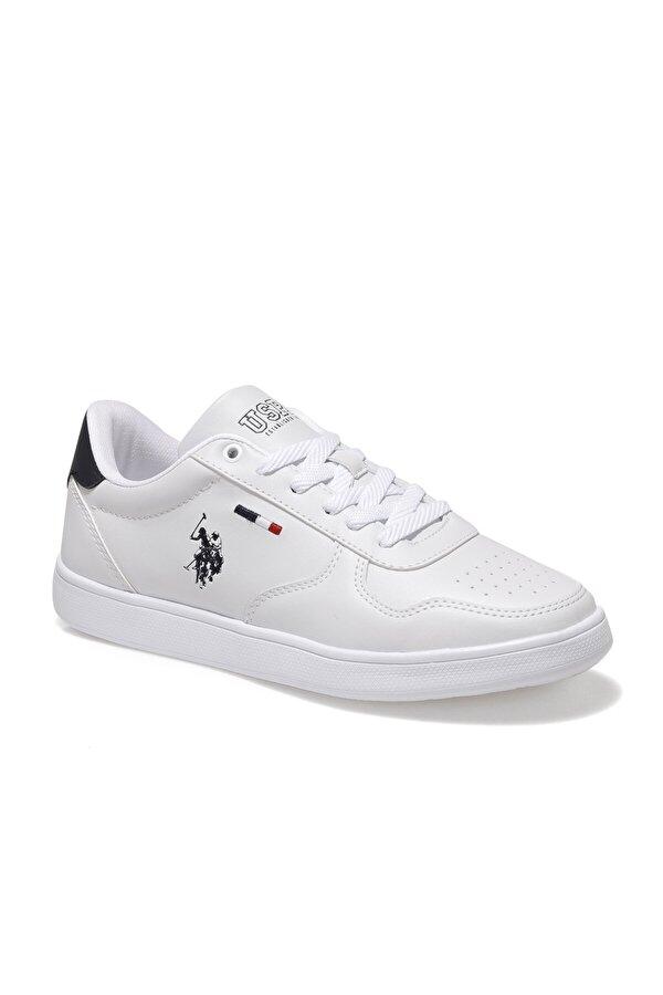 U.S. Polo Assn. U.S Polo Assn. THUNDER WMN Beyaz Kadın Sneaker
