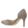 TIKKA Vizon Kadın Topuklu Ayakkabı