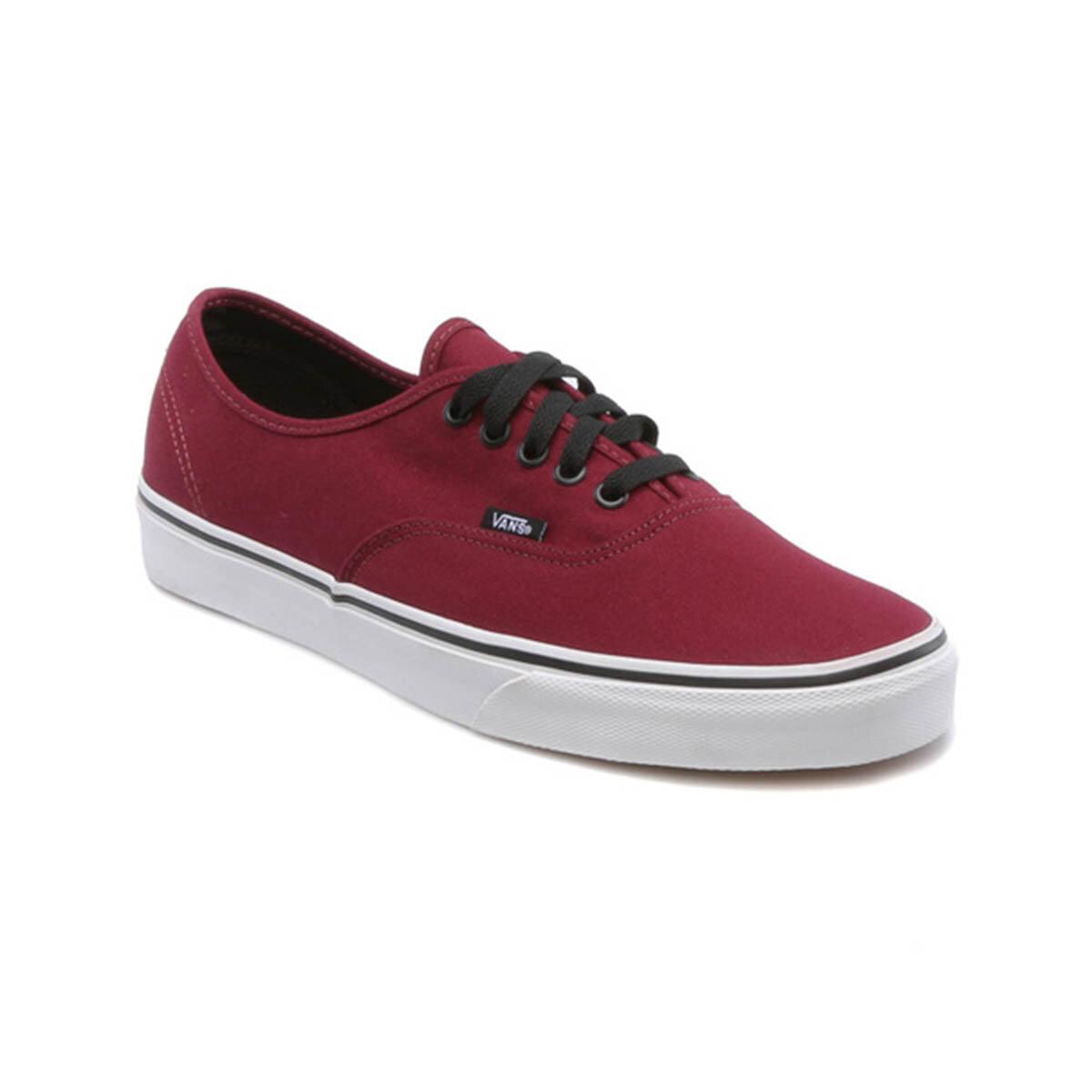 Bordo Erkek Sneaker Ayakkabı AUTHENTIC