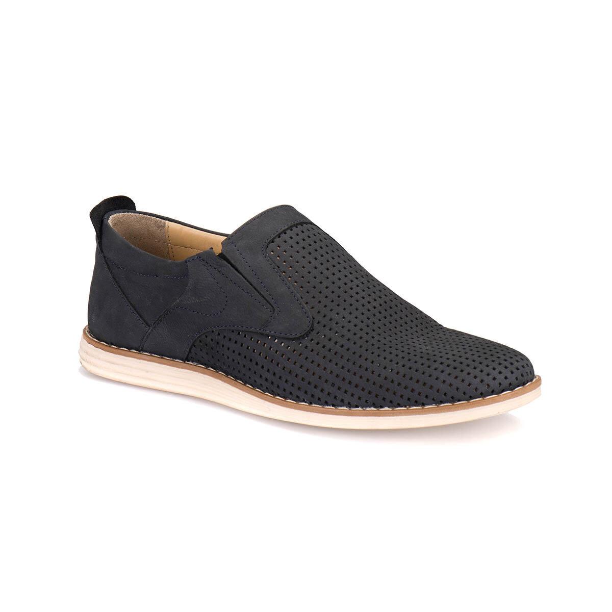 Lacivert Erkek Klasik Ayakkabı 2400 M 6674