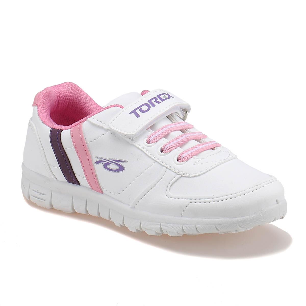 BEYAZ Kız Çocuk Sneaker Ayakkabı DEMBA