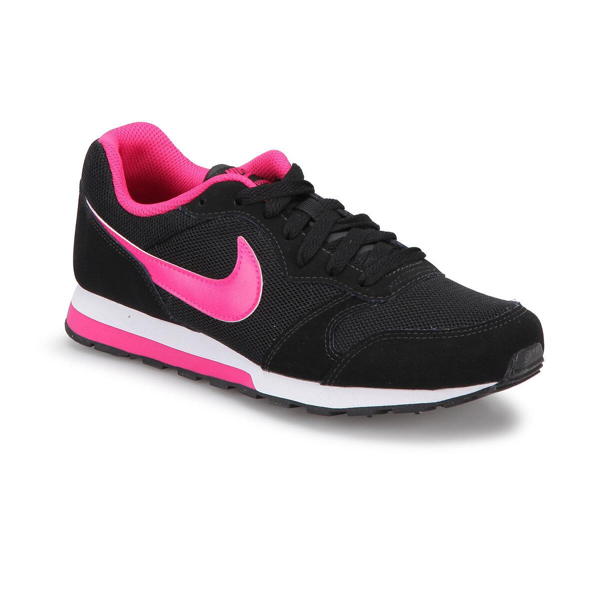 SIYAH Kız Çocuk Sneaker Ayakkabı MD RUNNER 2 (GS)-2