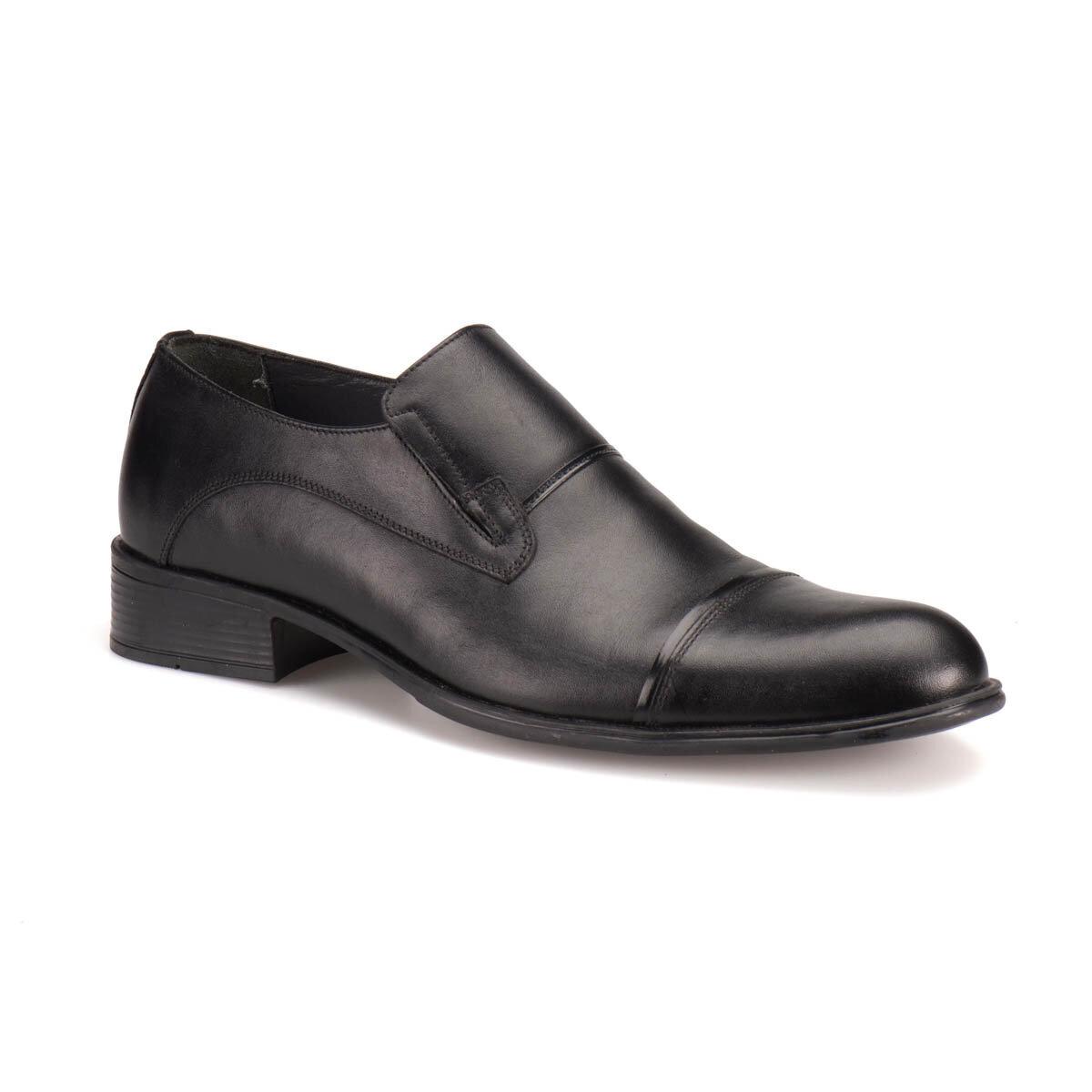 SIYAH Erkek Klasik Ayakkabı 755 M 1492