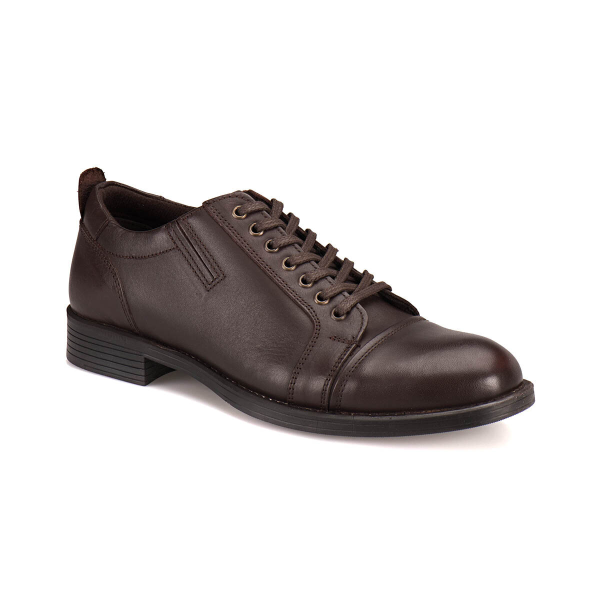 Kahverengi Erkek Klasik Ayakkabı 2060 M 6674