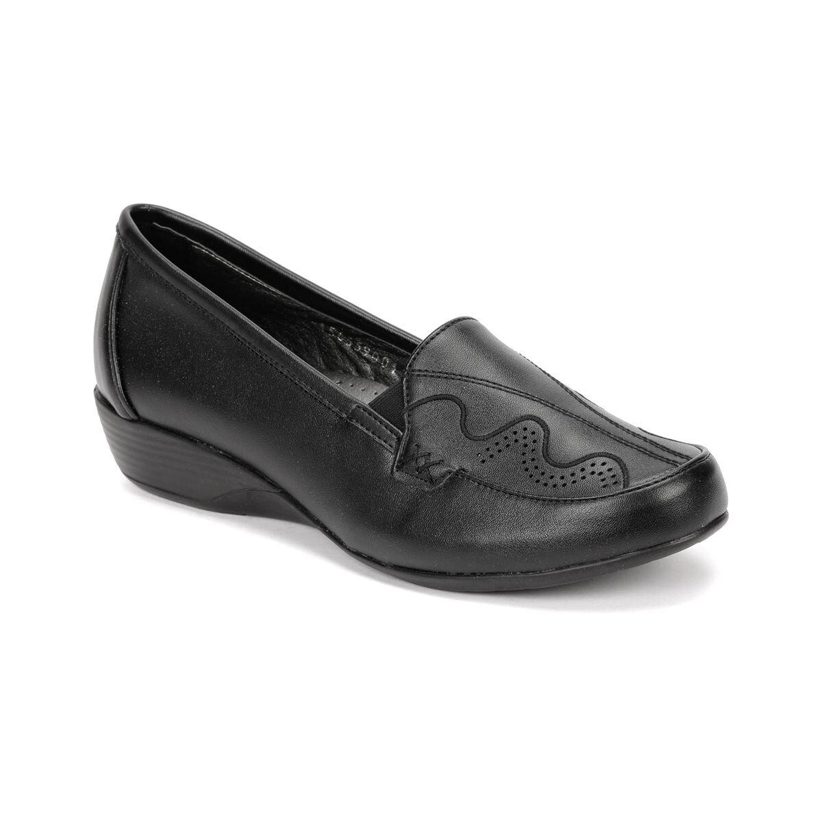 SIYAH Kadın Klasik Ayakkabı