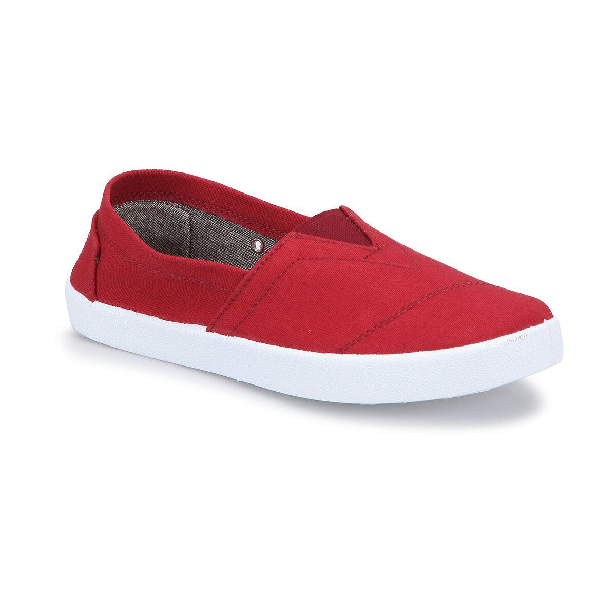 BORDO Erkek Slip On Ayakkabı AL-10 M 1604