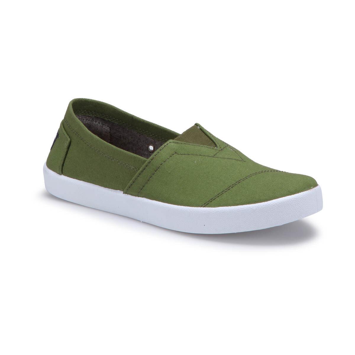 Yeşil Erkek Slip On Ayakkabı AL-10 M 1604