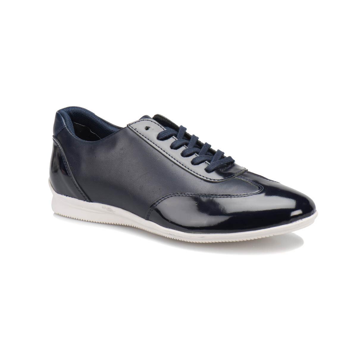 Lacivert Erkek Klasik Ayakkabı M-96 M 1910