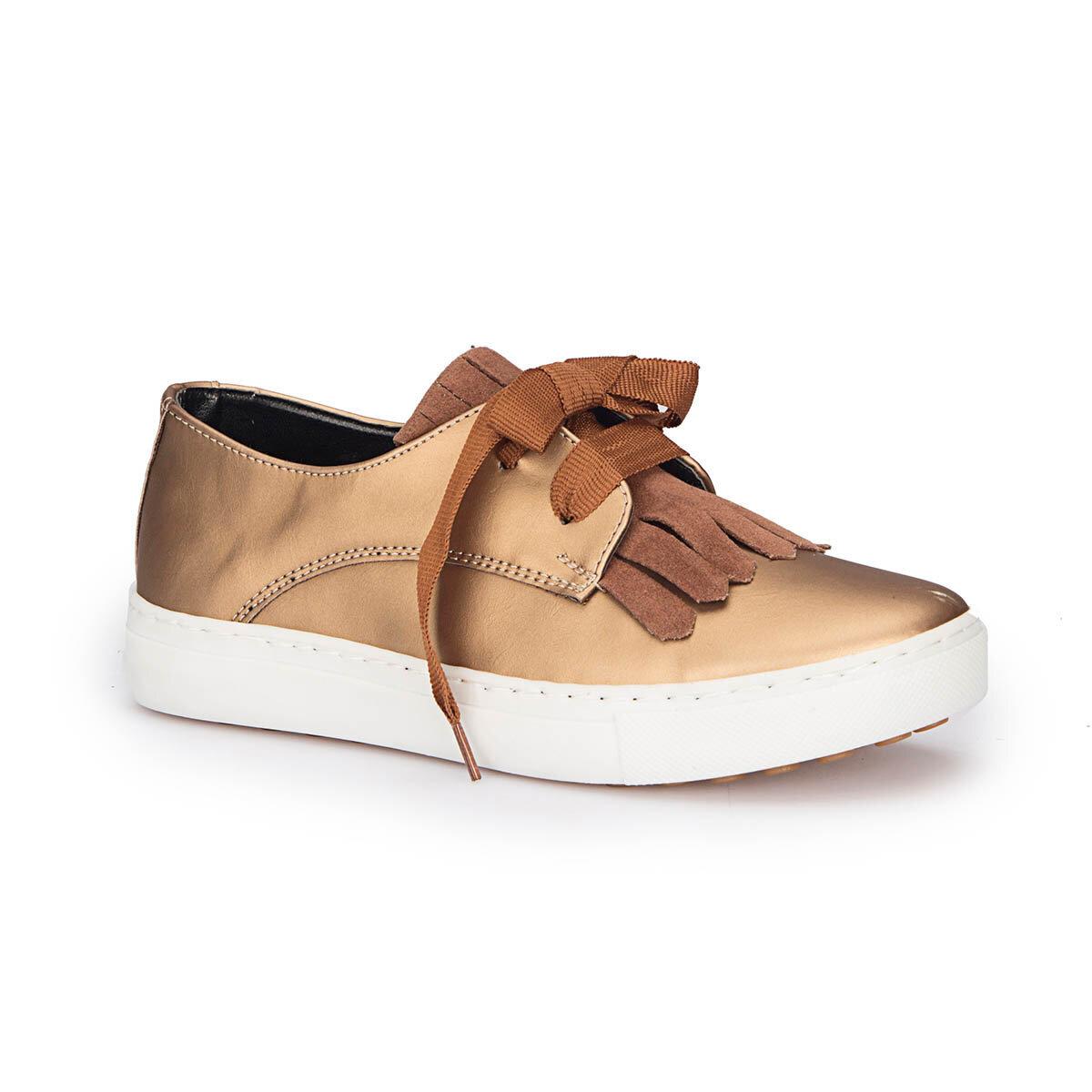 Altın Kız Çocuk Ayakkabı