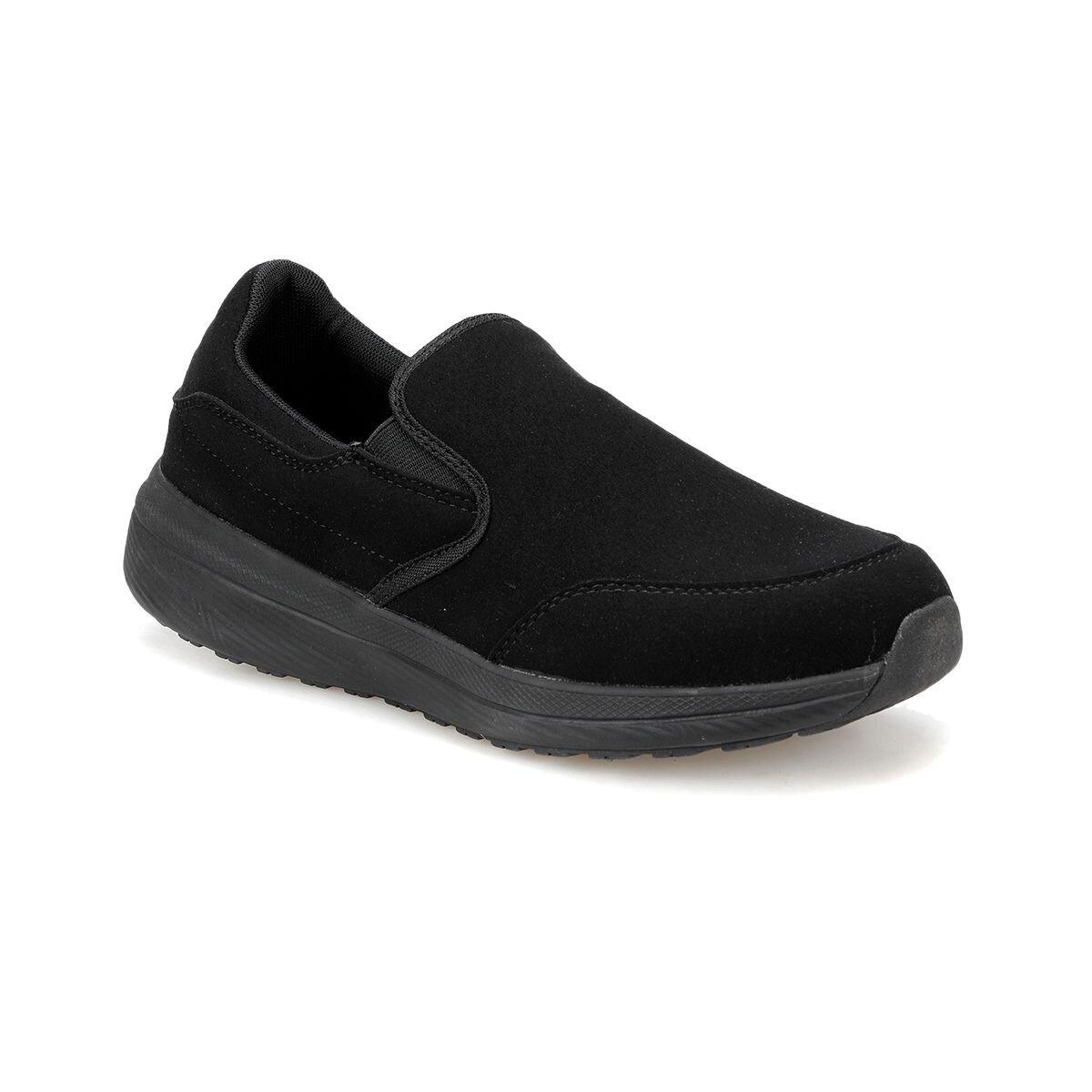 SIYAH Erkek Yürüyüş Ayakkabısı WOLKA