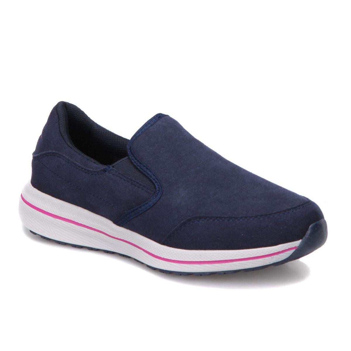Lacivert Kadın Yürüyüş Ayakkabısı WOLKA W