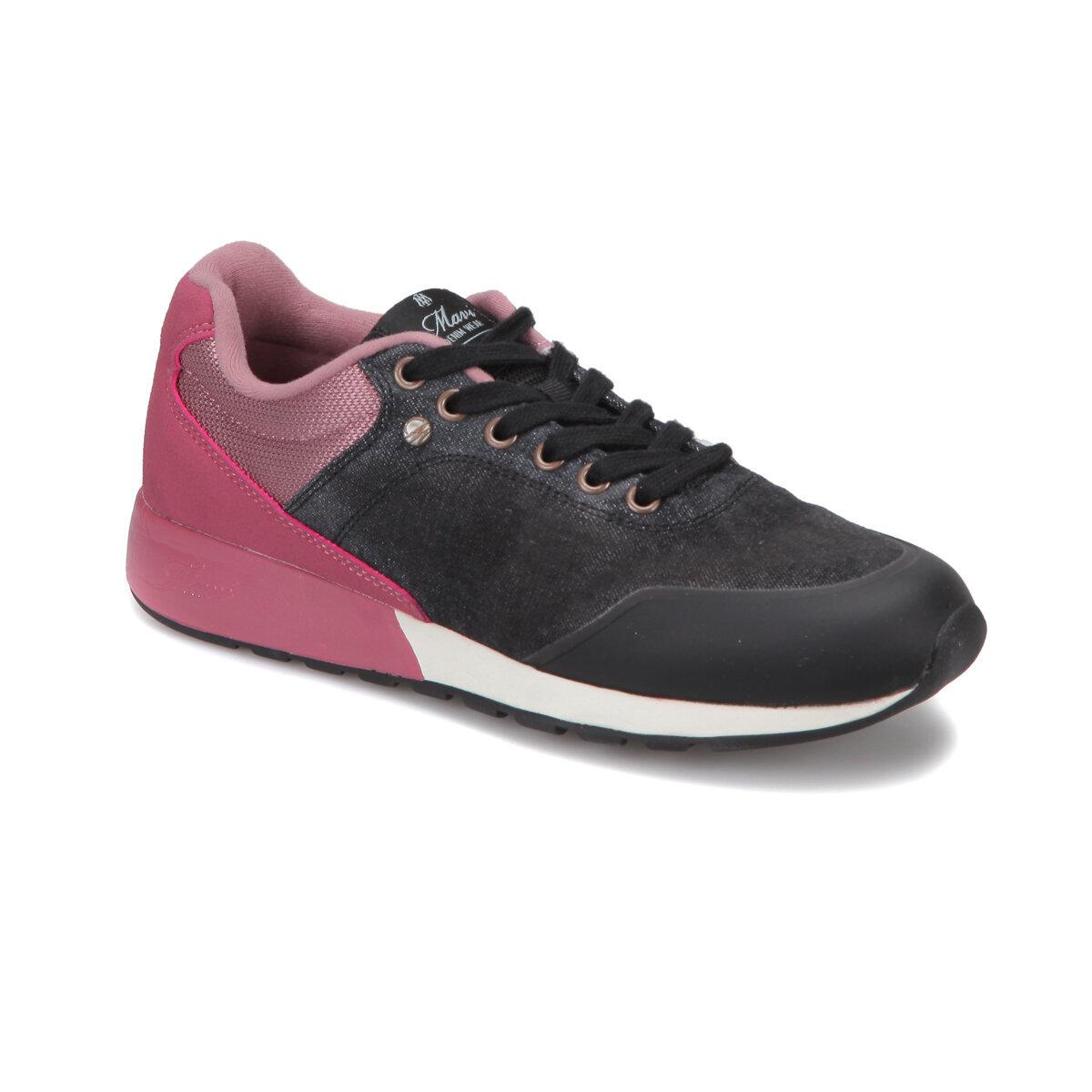 SIYAH Kadın Sneaker Ayakkabı PIKE