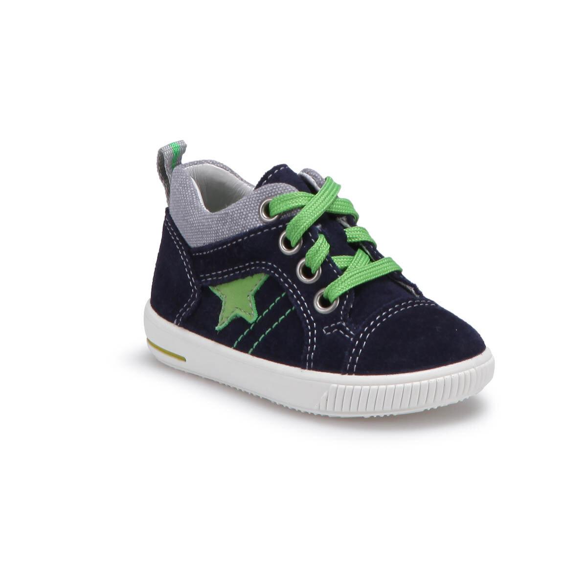 Lacivert Erkek Çocuk Ayakkabı 00353-81 BE