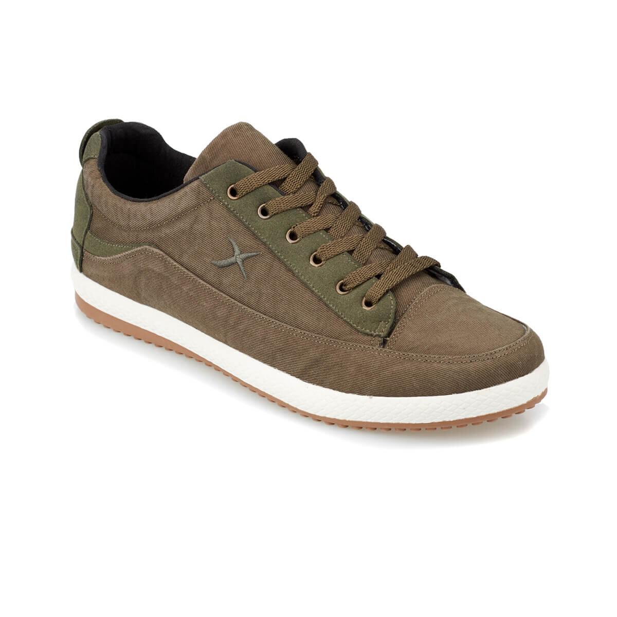 Yeşil Erkek Ayakkabı VIDOR