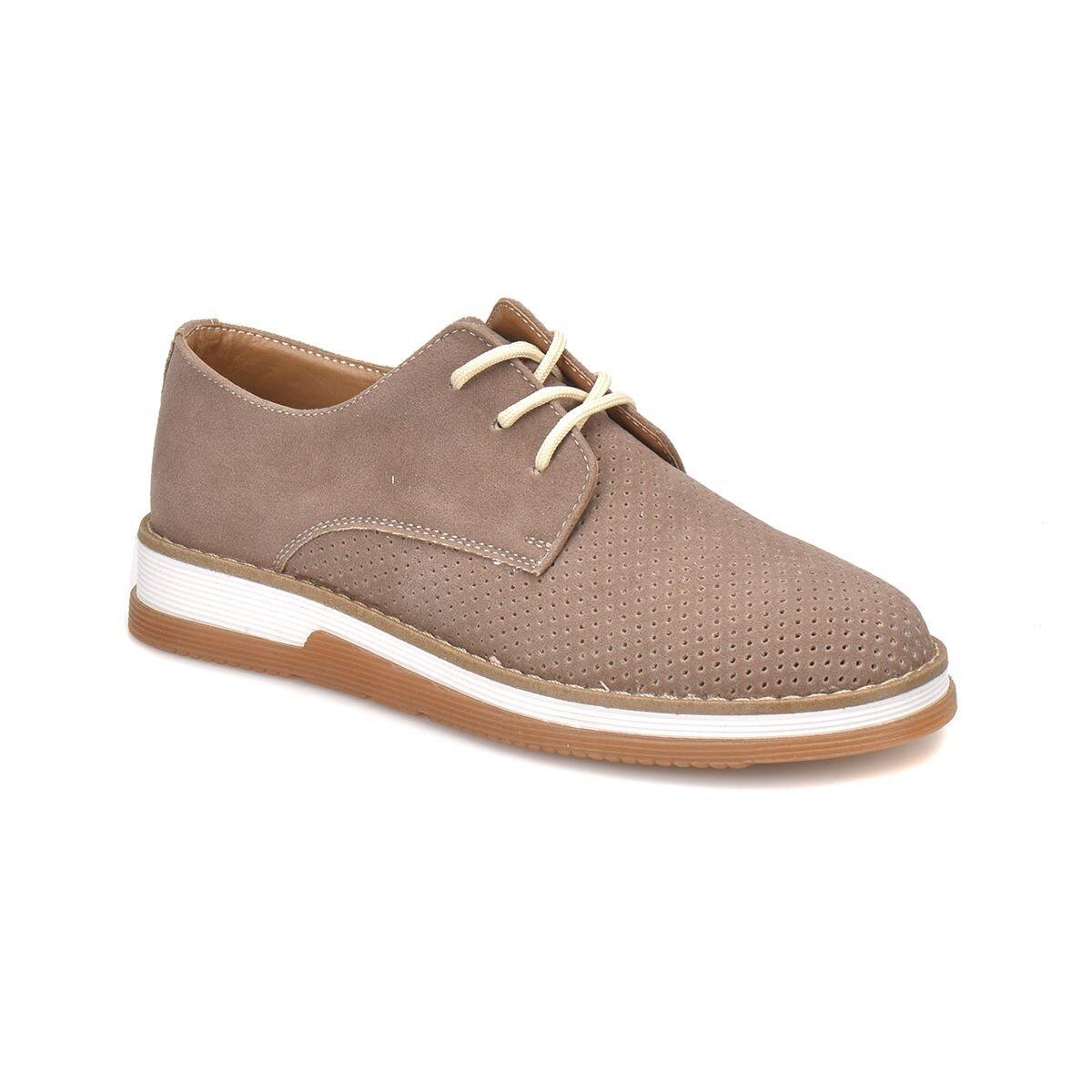 Kum Rengi Erkek Çocuk Ayakkabı YK314.F