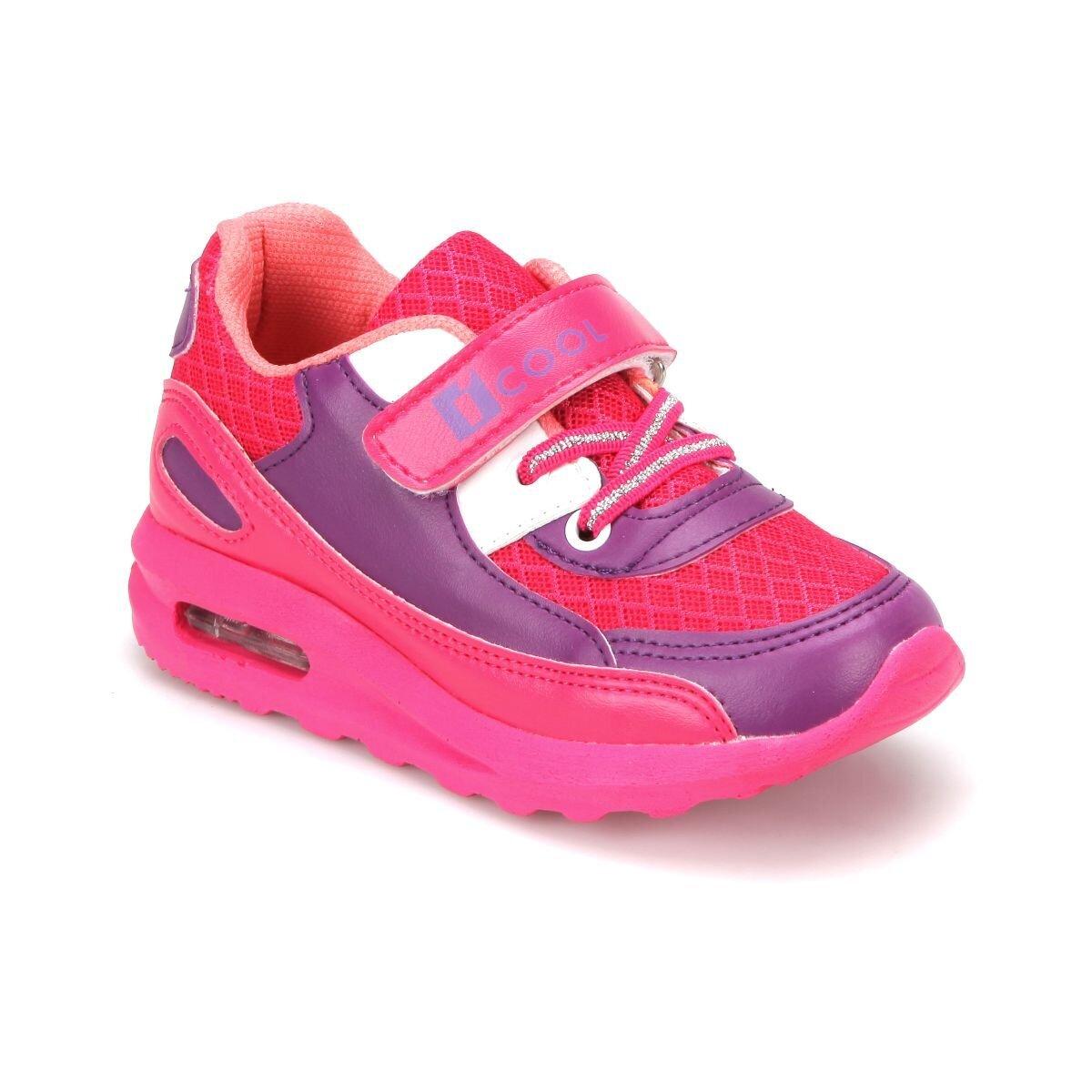 MOR Kız Çocuk Sneaker Ayakkabı PEPE