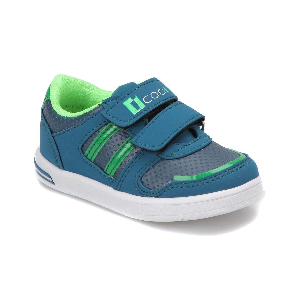 PETROL Erkek Çocuk Sneaker Ayakkabı LENS
