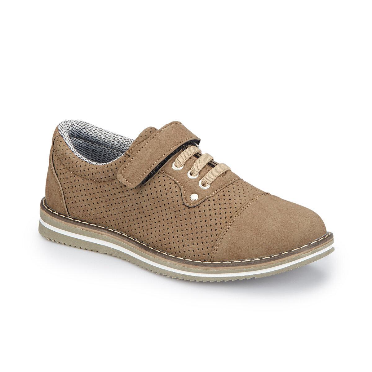Kahverengi Erkek Çocuk Ayakkabı