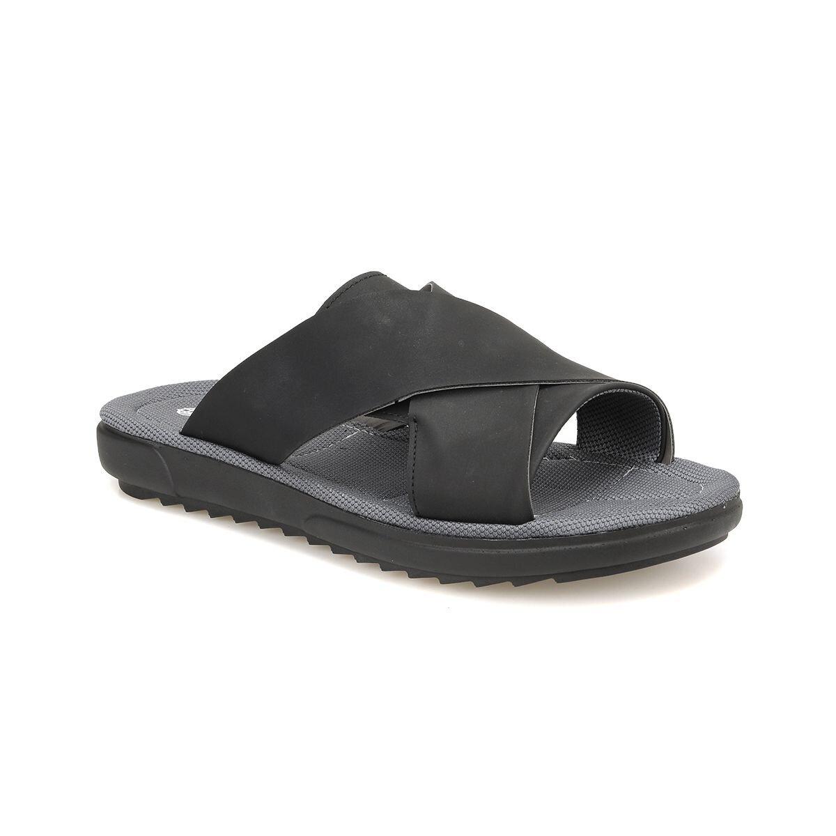 SIYAH Erkek Sandalet CMPR-2