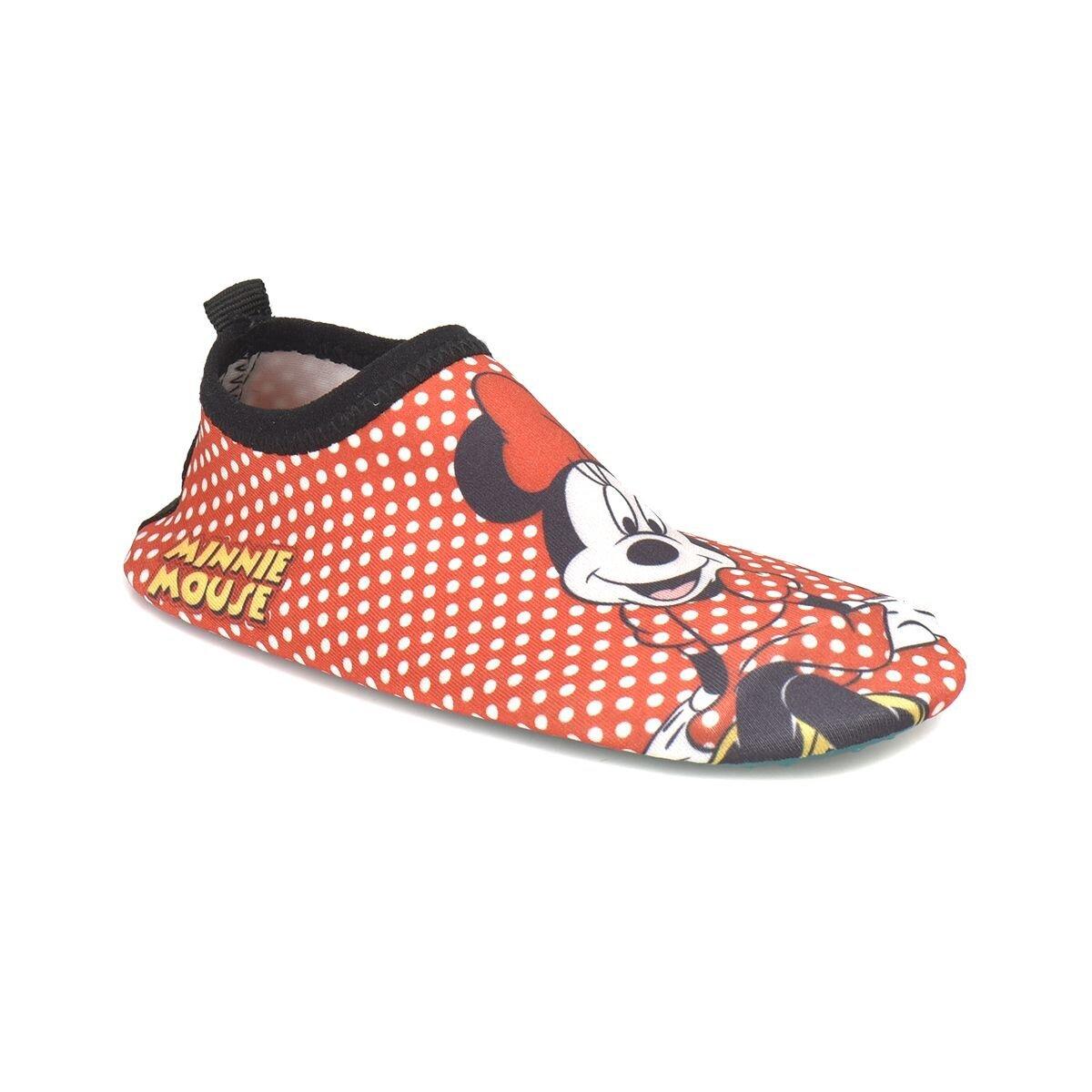 Kırmızı Kız Çocuk Ayakkabı 92728 BK
