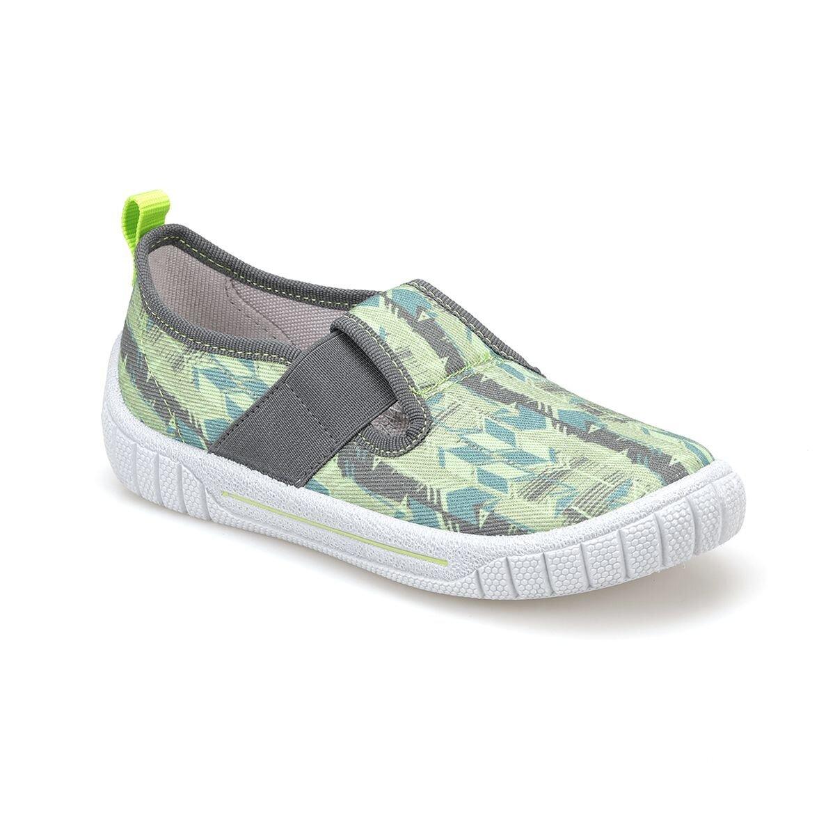 Yeşil Erkek Çocuk Ayakkabı 2-00276-31 PE