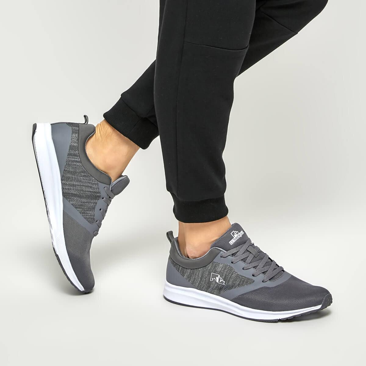 Açık Gri Erkek Koşu Ayakkabısı JACK
