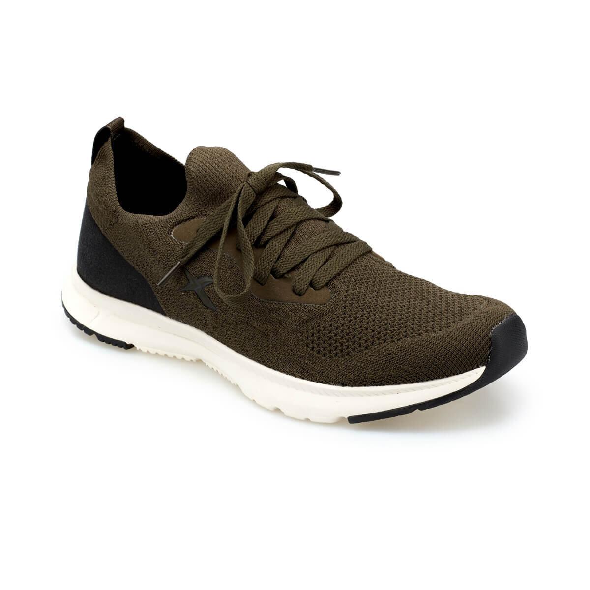 Koyu Yeşil Erkek Koşu Ayakkabısı CORSA