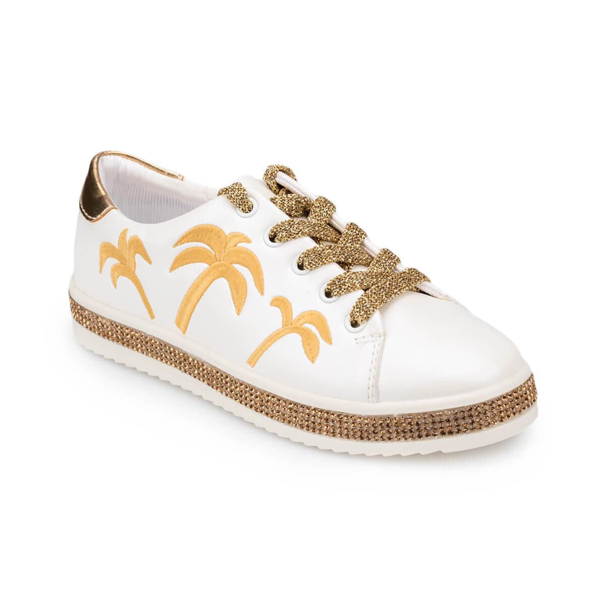 BEYAZ Kız Çocuk Ayakkabı