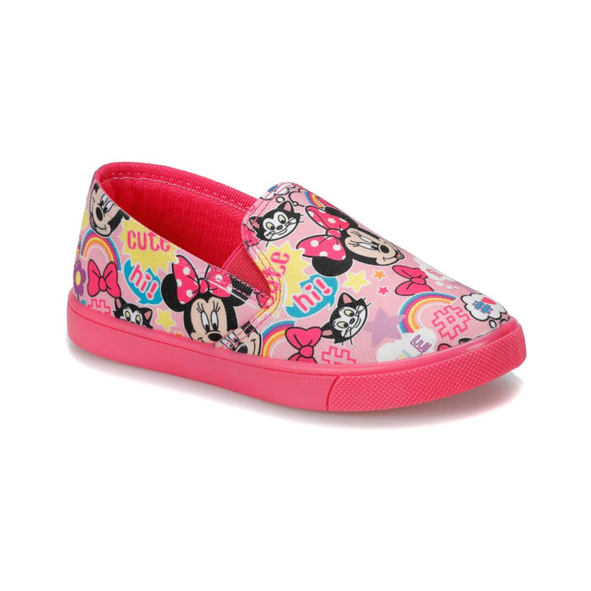 Fuşya Kız Çocuk Ayakkabı 91.SENY.P
