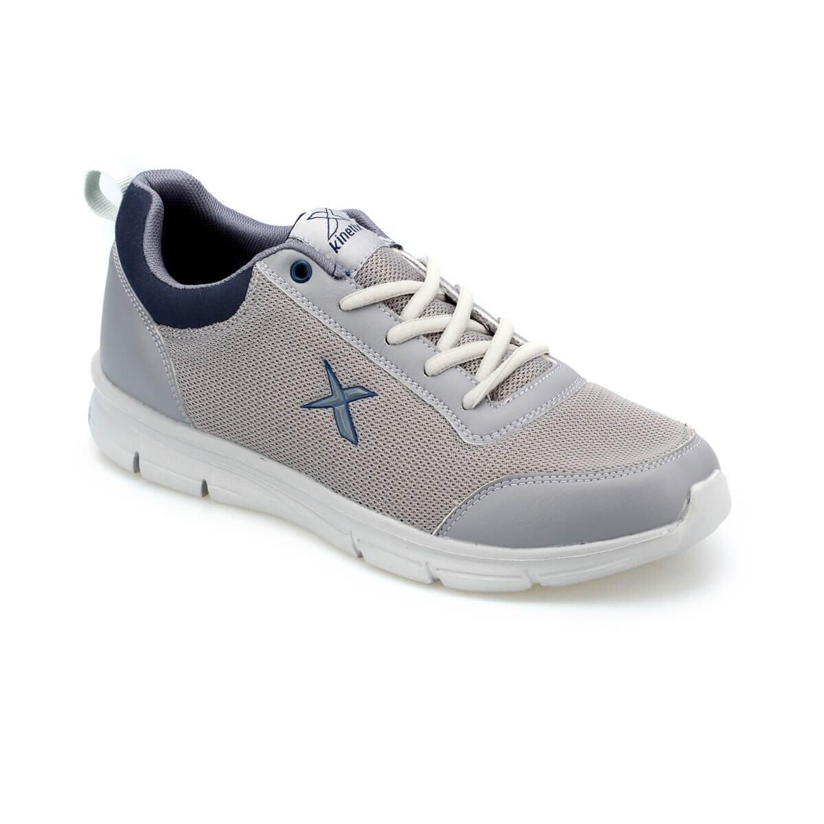 Açık Gri Erkek Koşu Ayakkabısı LUCA II TX