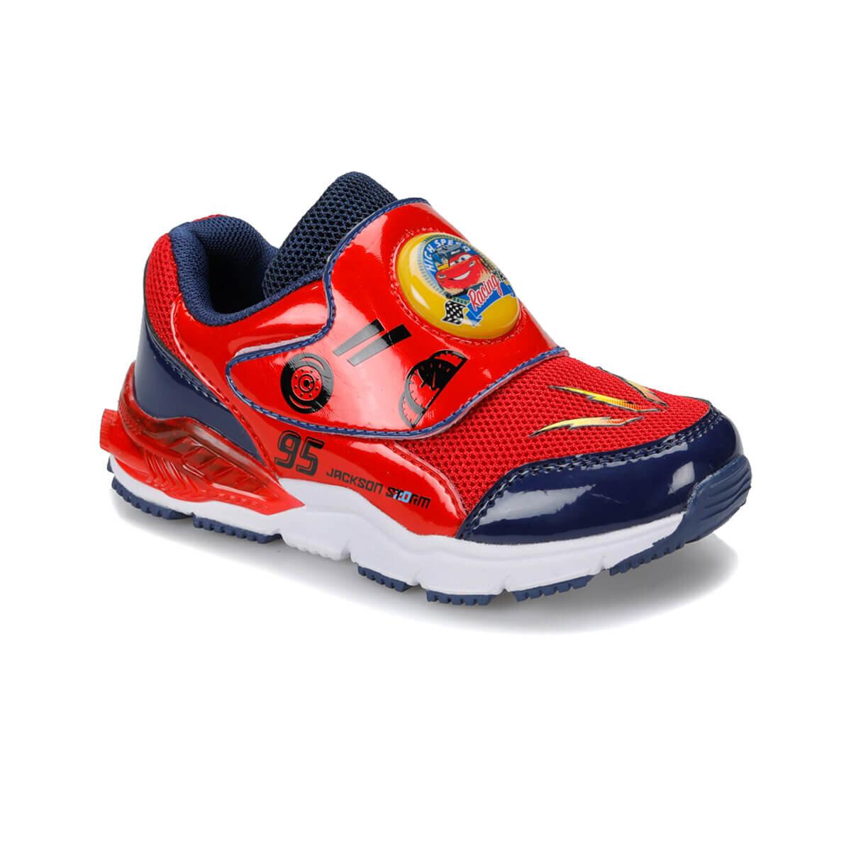 Kırmızı Erkek Çocuk Spor Ayakkabı