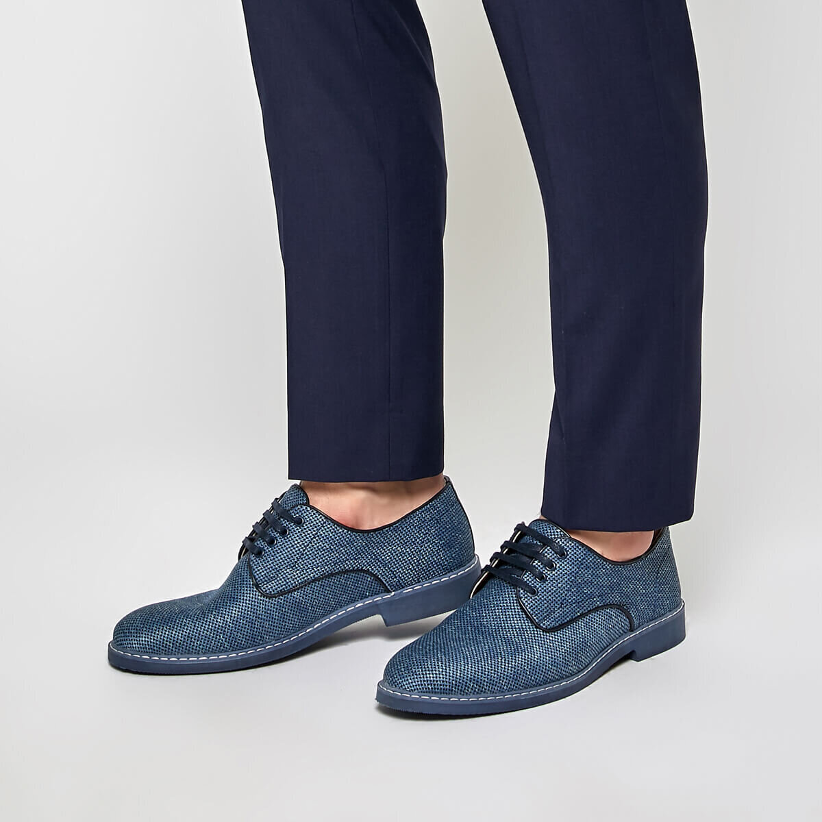 Lacivert Erkek Ayakkabı 7141