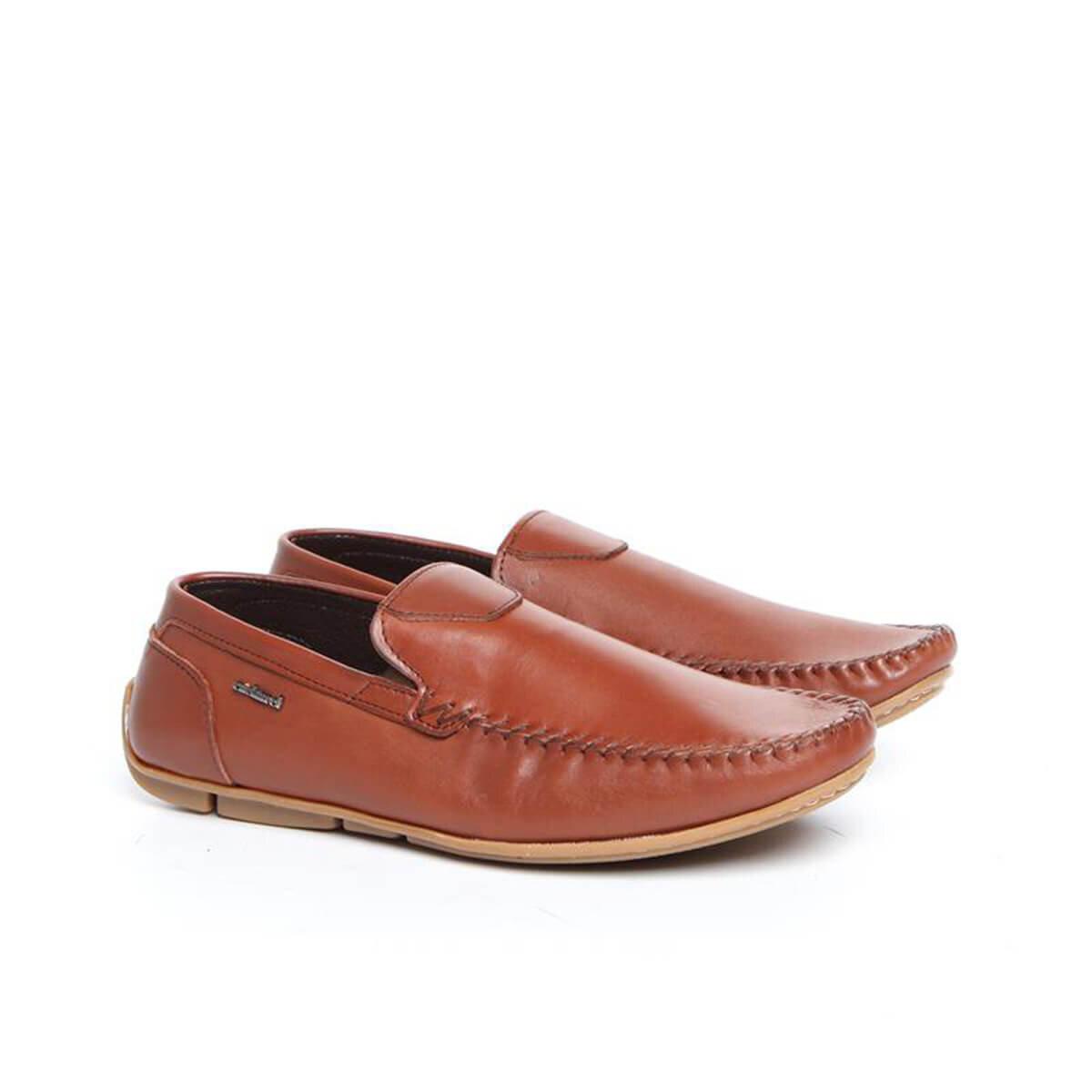 Kahverengi Erkek Loafer Ayakkabı C8021F-2