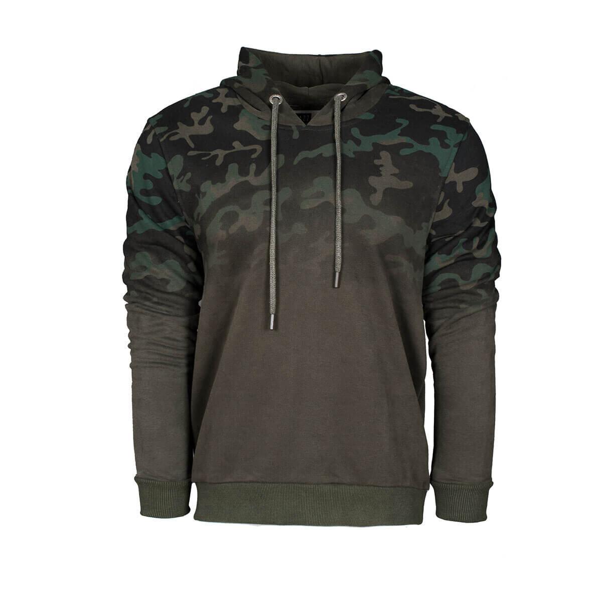 Haki Erkek Sweatshirt 85223 SW