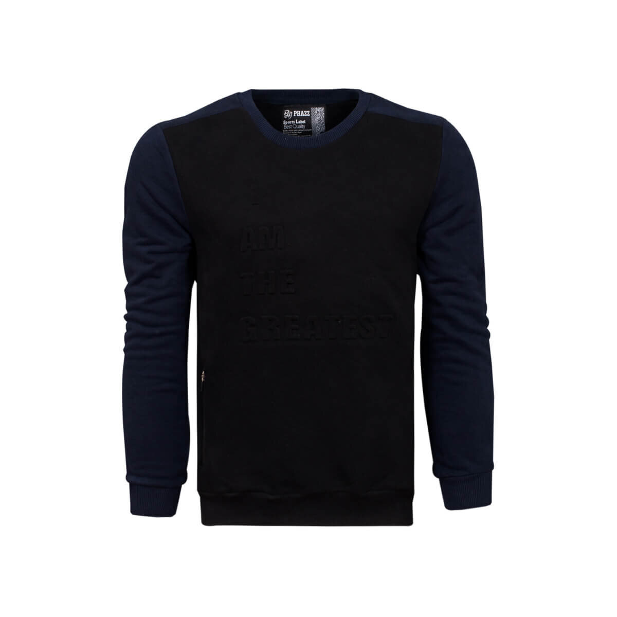 SIYAH Erkek Sweatshirt 85312 SW