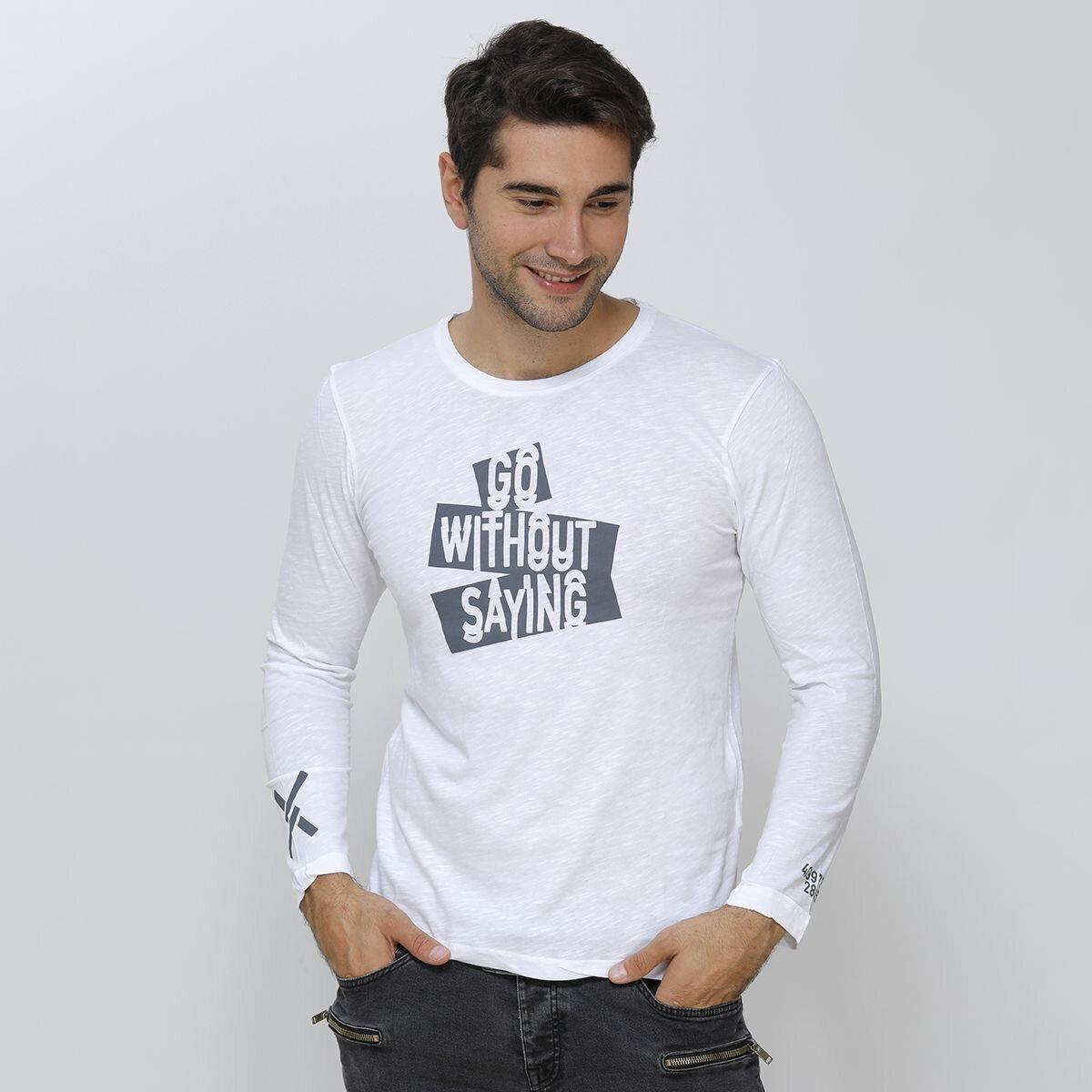 BEYAZ Erkek Sweatshirt 85112