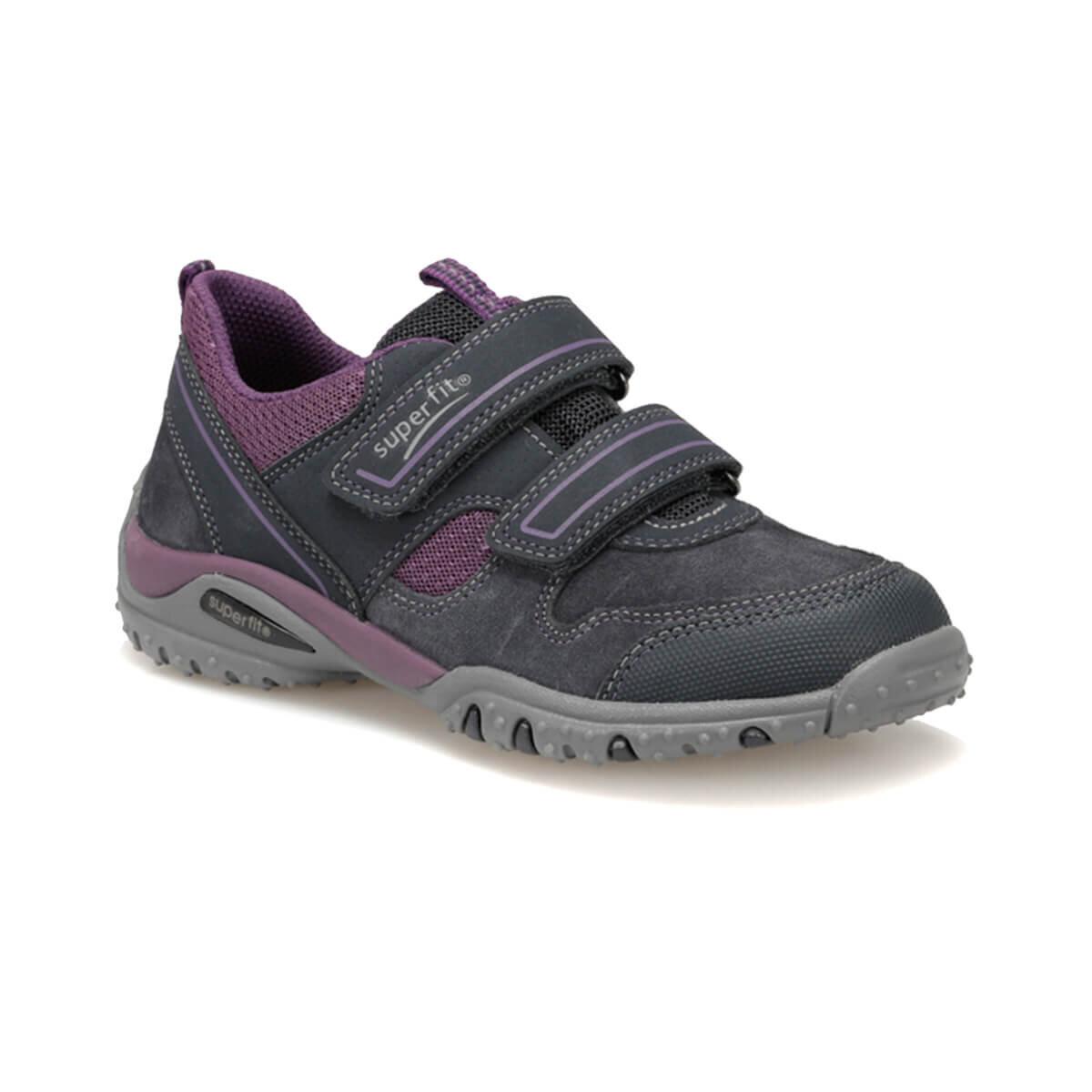 GRI Kız Çocuk Ayakkabı 3-09224-82