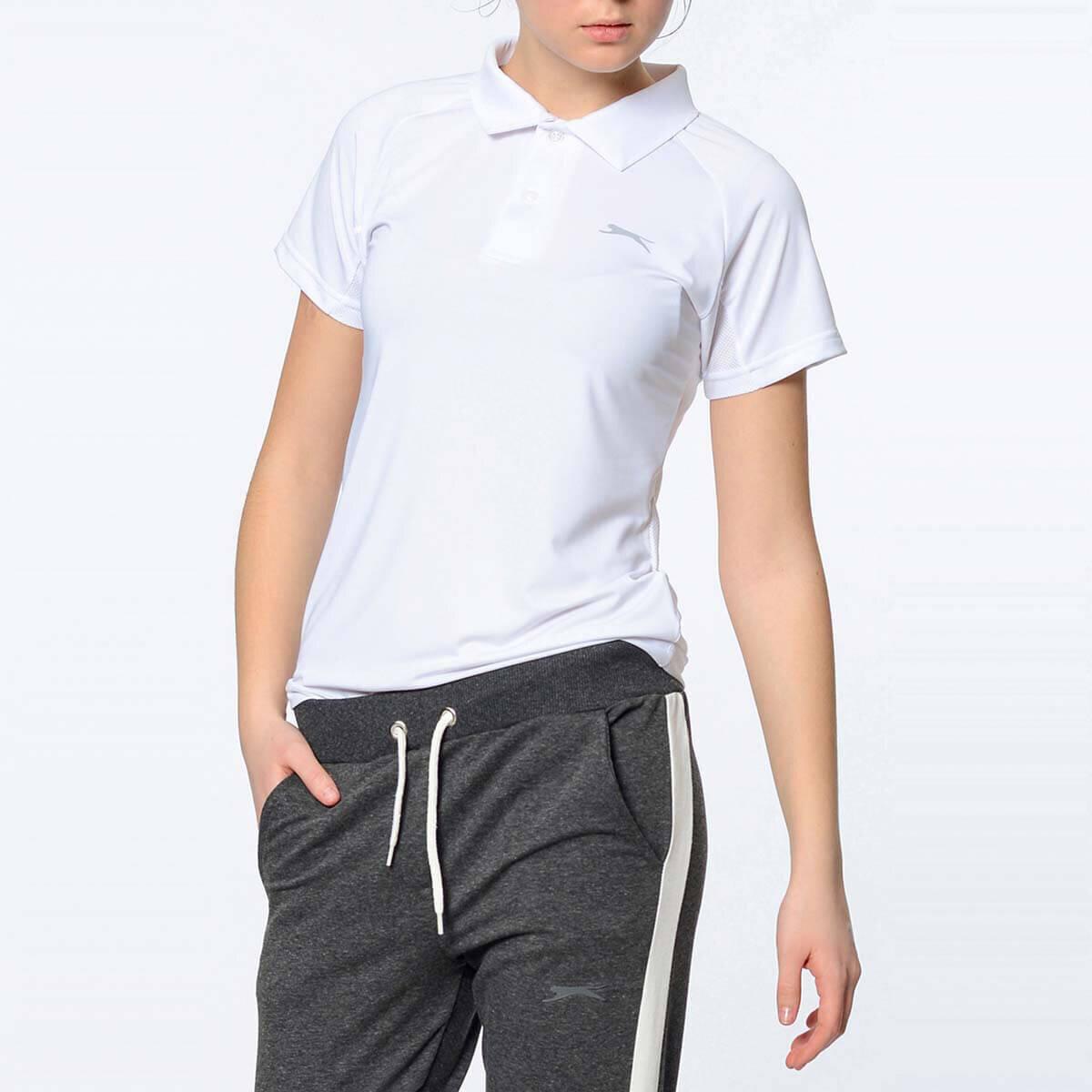 BEYAZ Kadın Kısa Kol T-Shirt ST18TK002-000