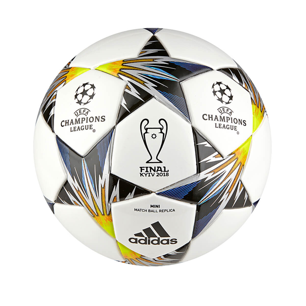 BEYAZ Unisex Futbol Topu FINALEKIEV MINI