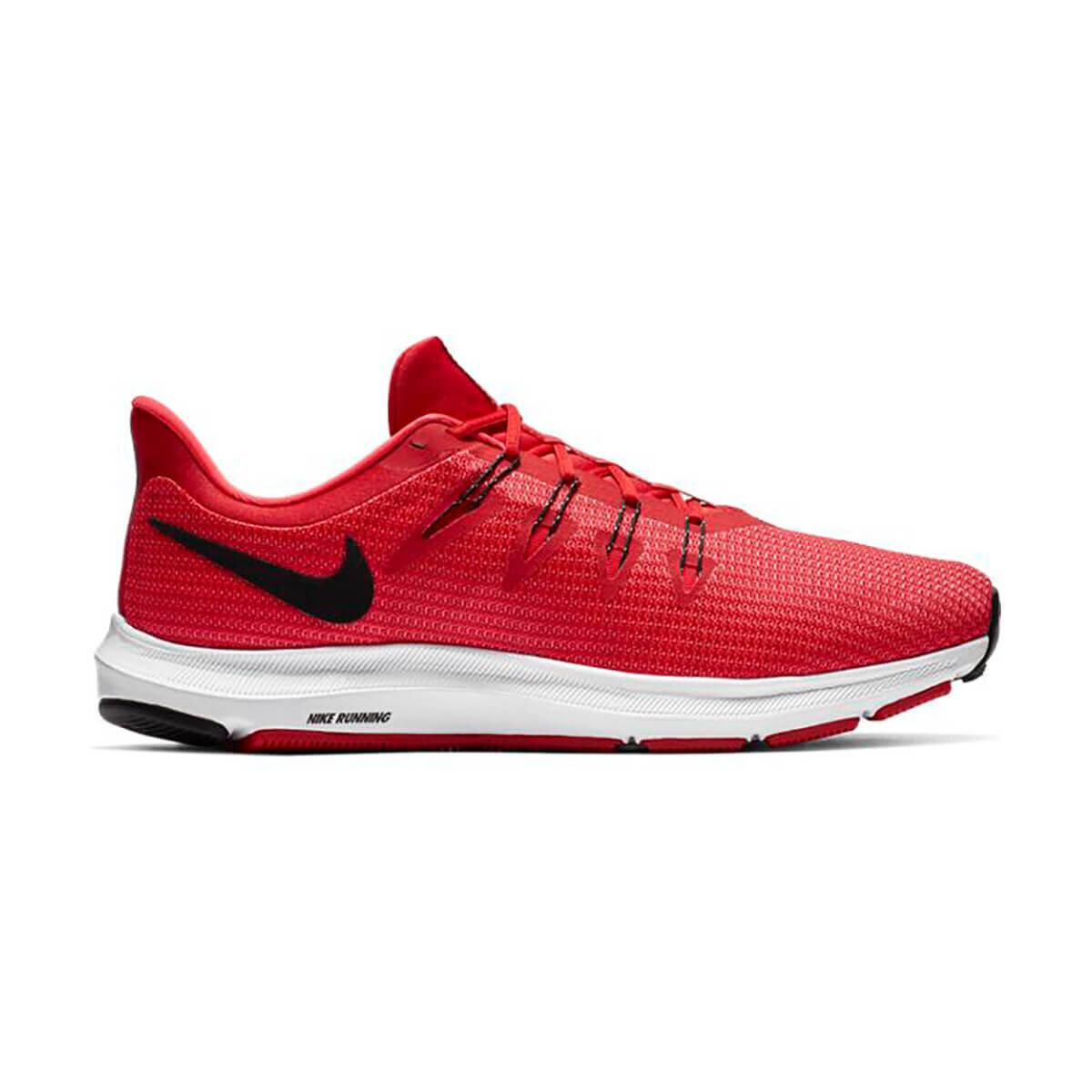 Kırmızı Erkek Koşu Ayakkabısı QUEST